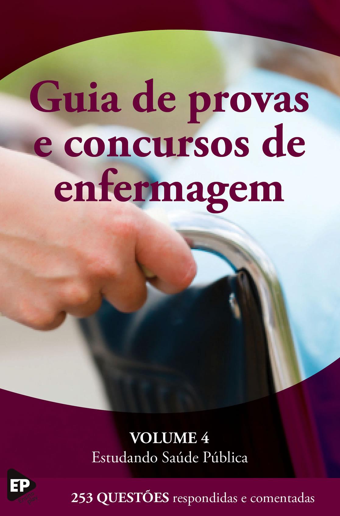 Guia de Provas e Concursos de Enfermagem V.4