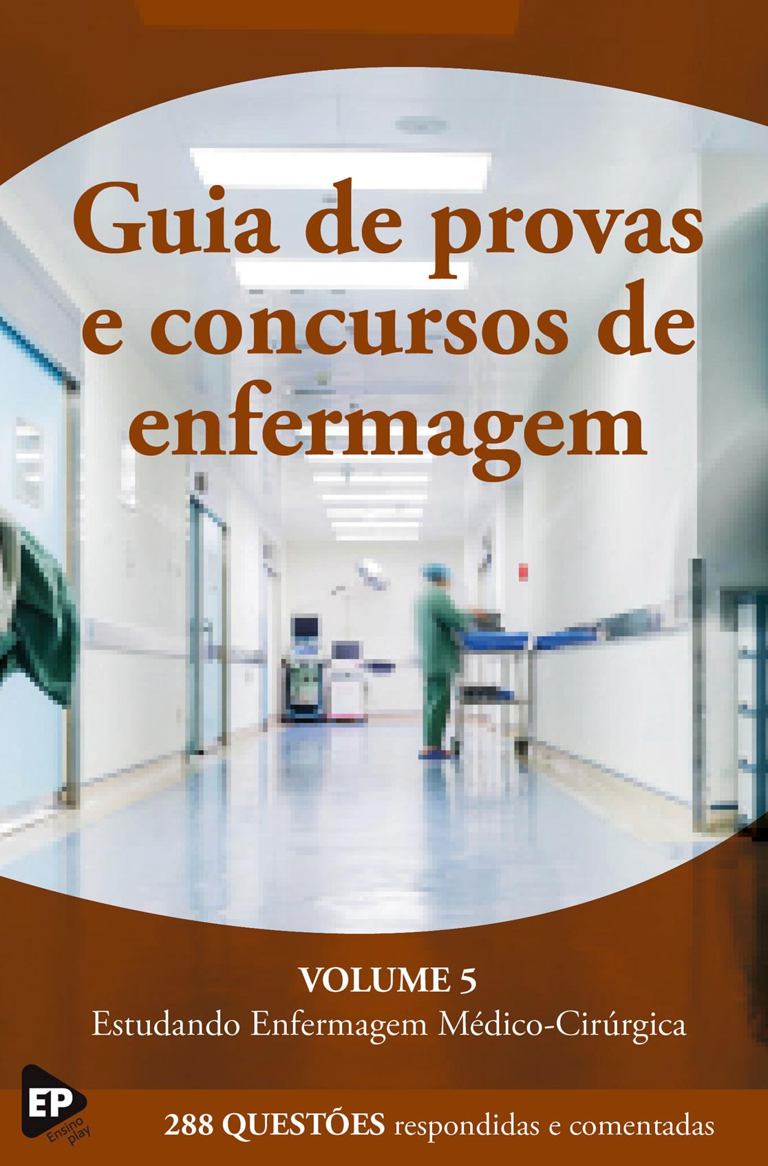 Guia de Provas e Concursos de Enfermagem V.5