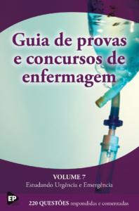 Guia de Provas e Concursos de Enfermagem V.7