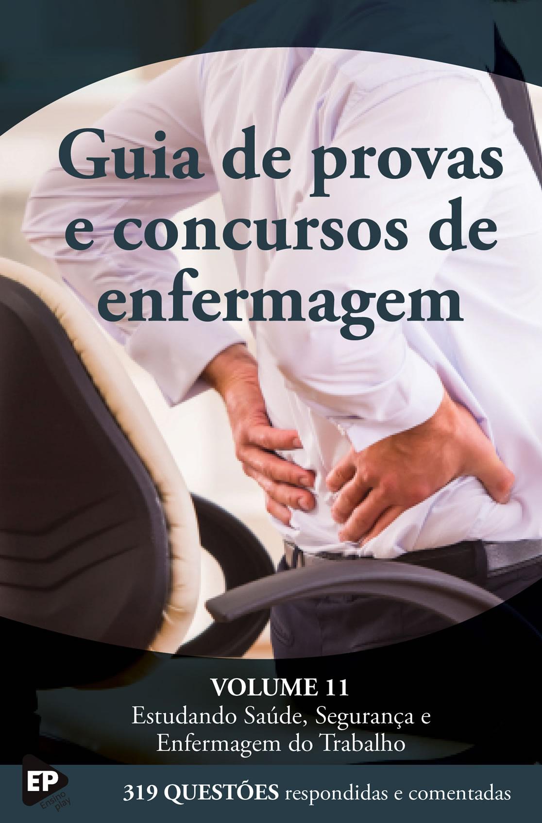 Guia de Provas e Concursos de Enfermagem V.11