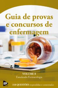 Guia de Provas e Concursos de Enfermagem V.8