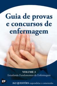 Guia de Provas e Concursos de Enfermagem V.3